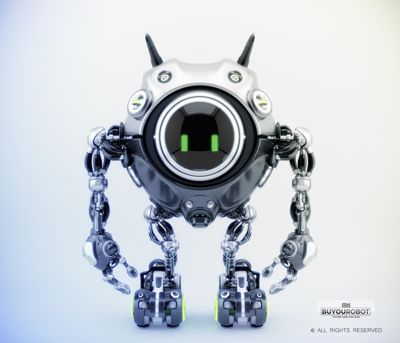 Vladislav ociacia beetle robot family buyourobot 5