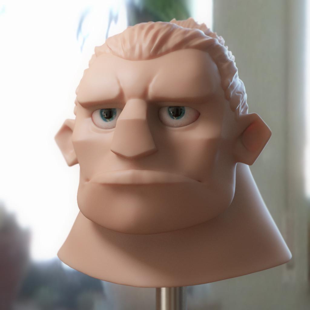 Concept 3d Sculpt