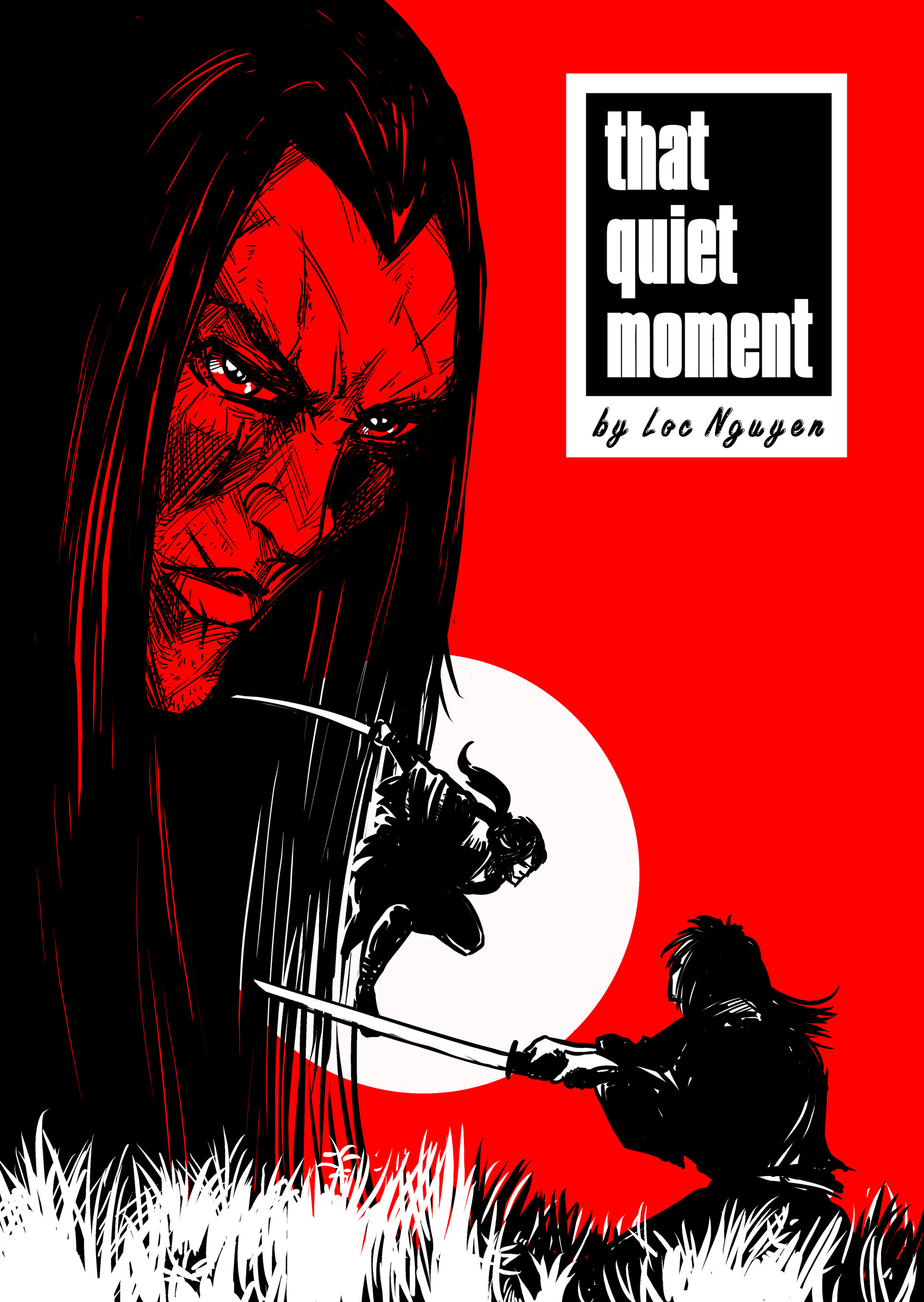 Loc nguyen that quiet moment cover