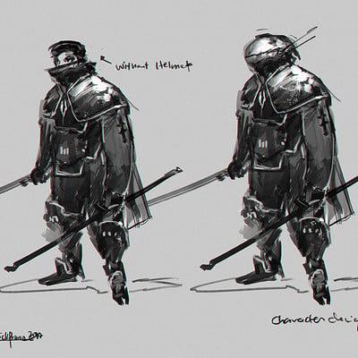 Benedick bana swordsman lores
