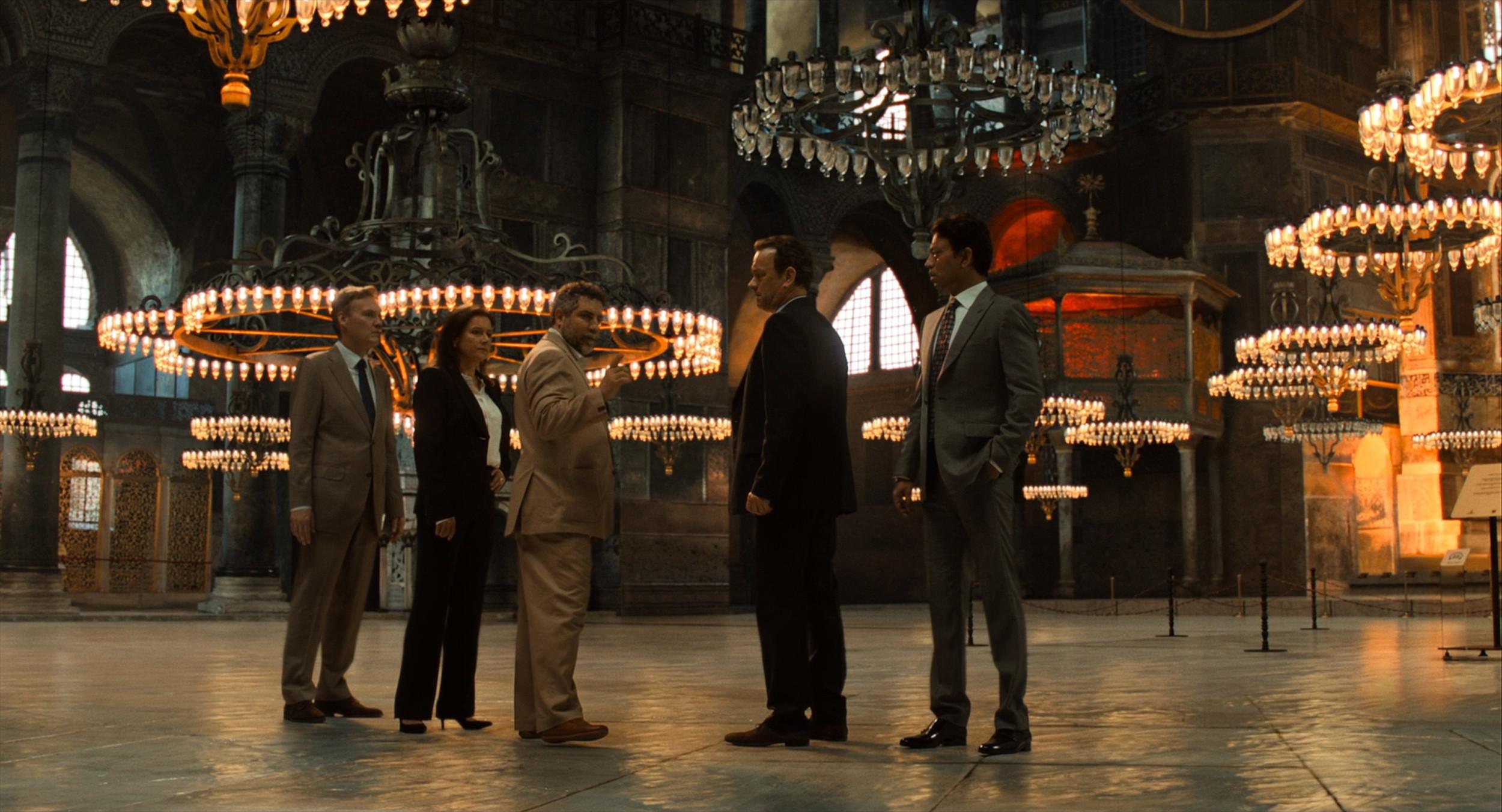 Hagia Sophia CG environment