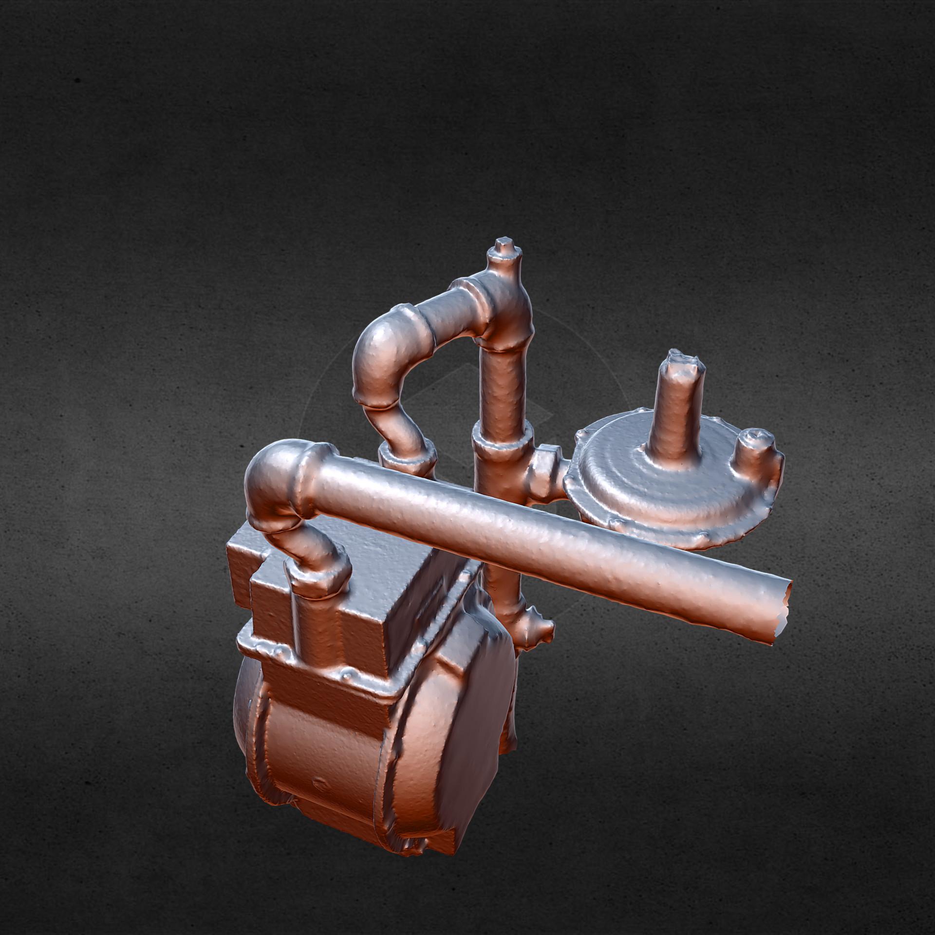 Andre bond gas meter 4