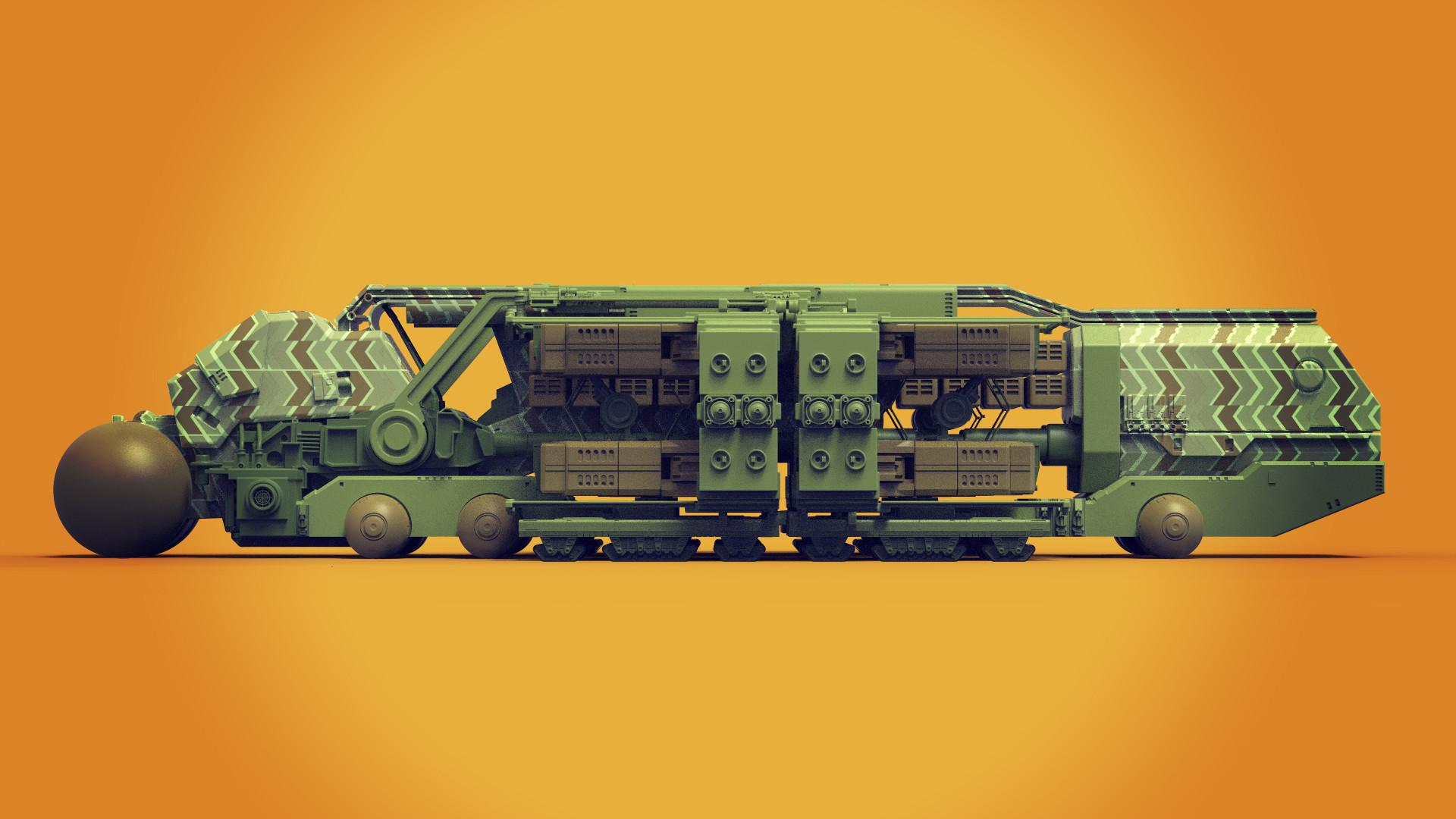 Ben nicholas bennicholas bacchus cargomover 17