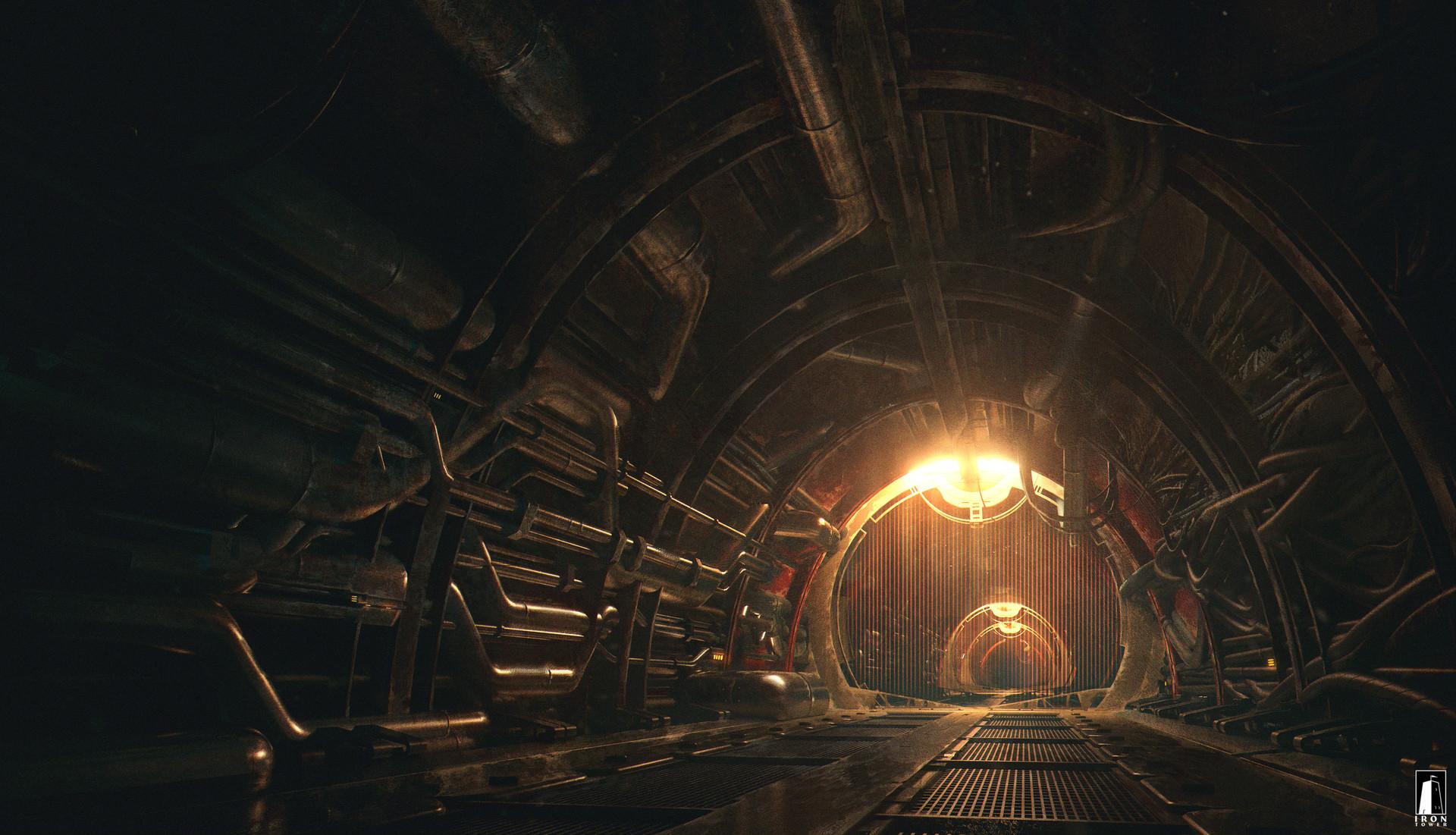 Max bedulenko maintance tunnels