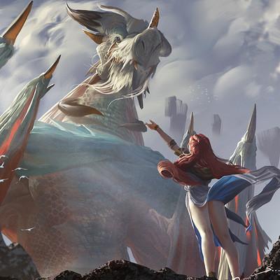 Sarayu ruangvesh dragon 2