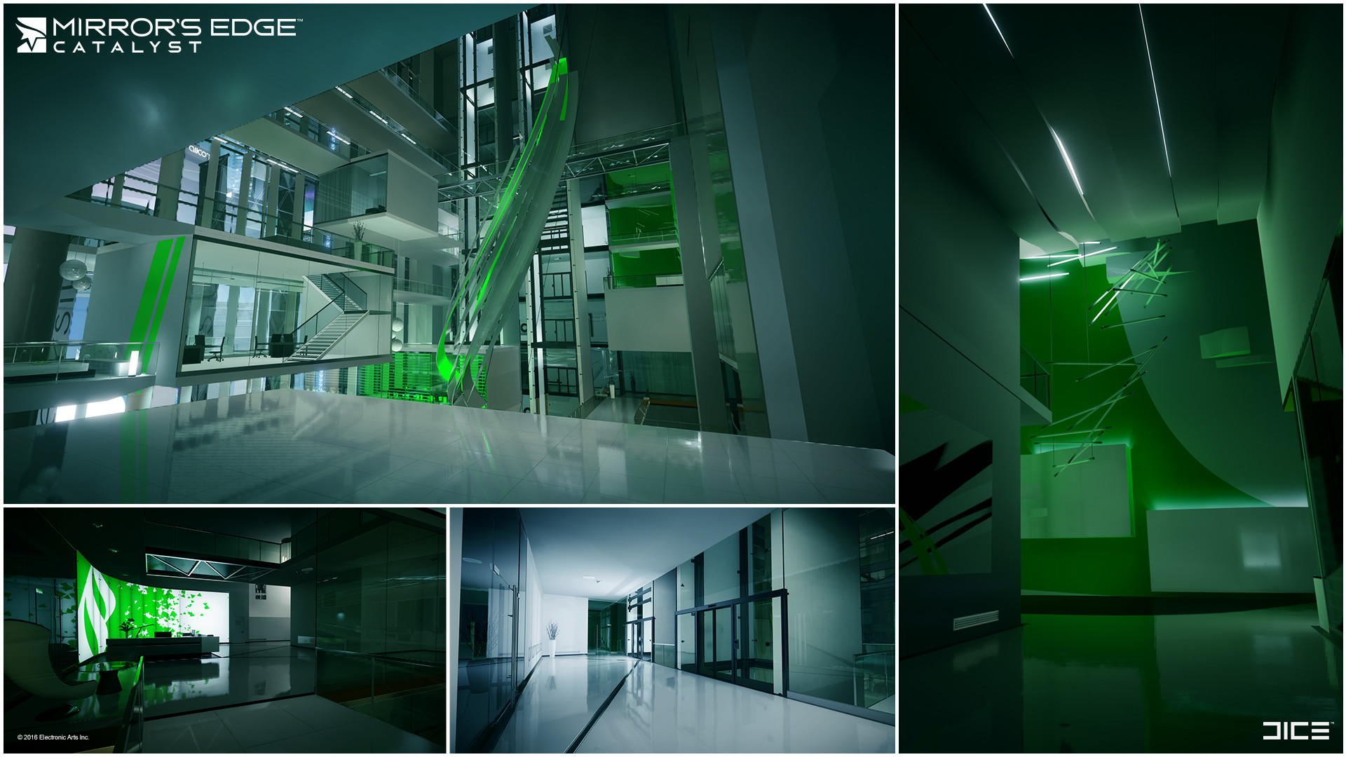 Atrium/Elevator