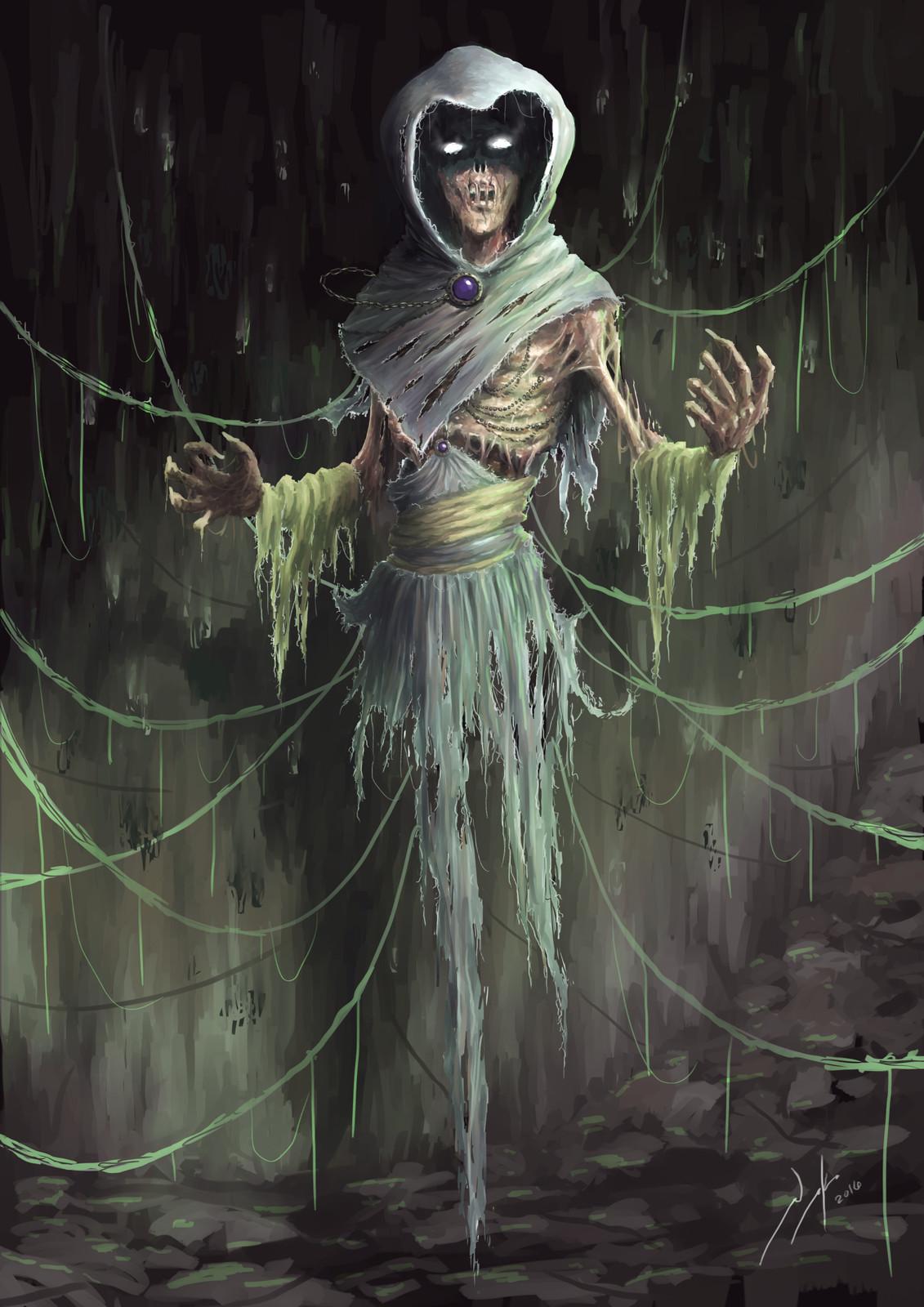 Undead Sorcerer