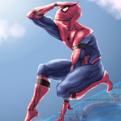 Luis jair vazquez spiderman 201722