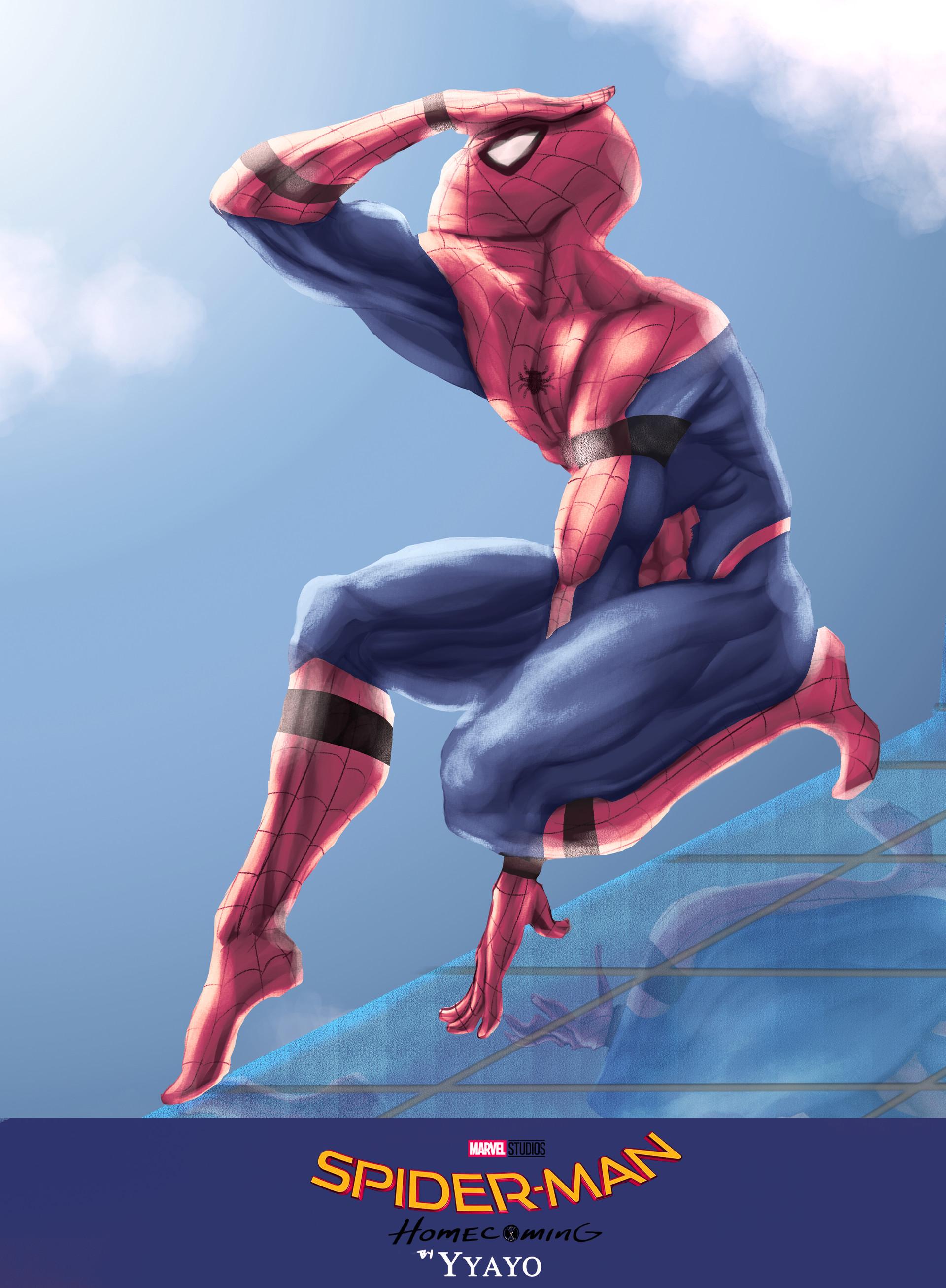 Luis jair vazquez spiderman 201722