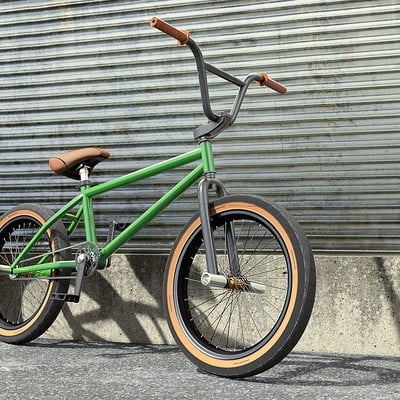 Jaremy 3d visualizer bike 179