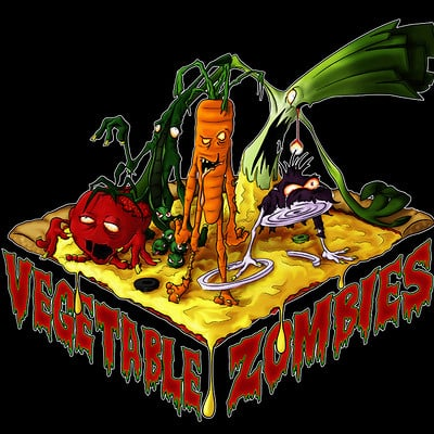 Thomas bouilly vegetablezombies