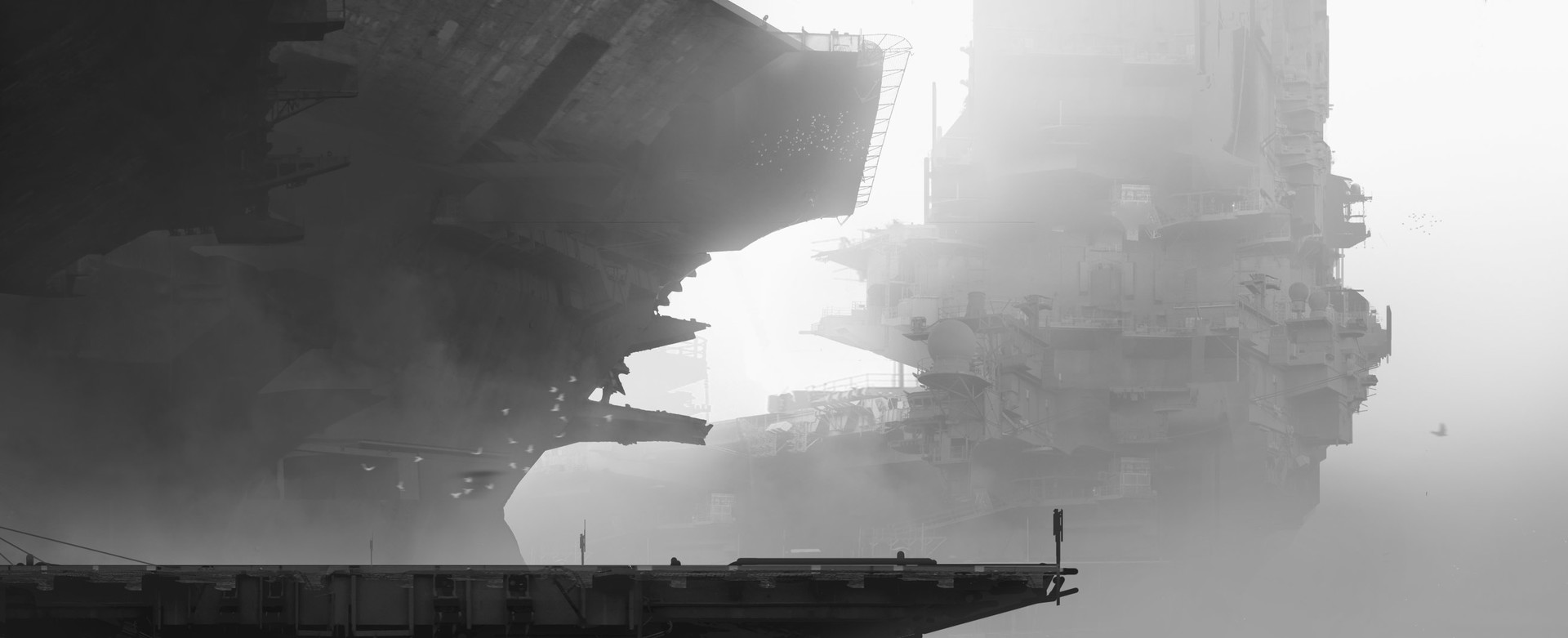 Waqas malik bnw concept art april17