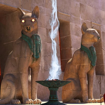 Joseph meehan cats