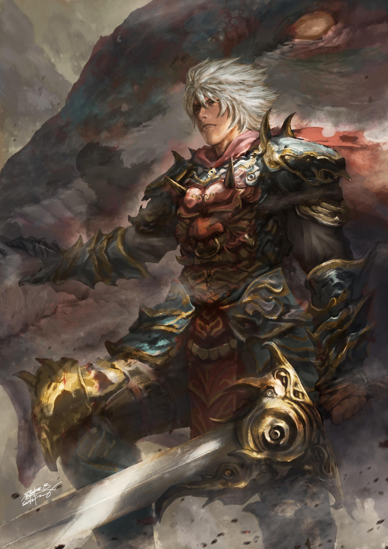 Santa fung warrior 018