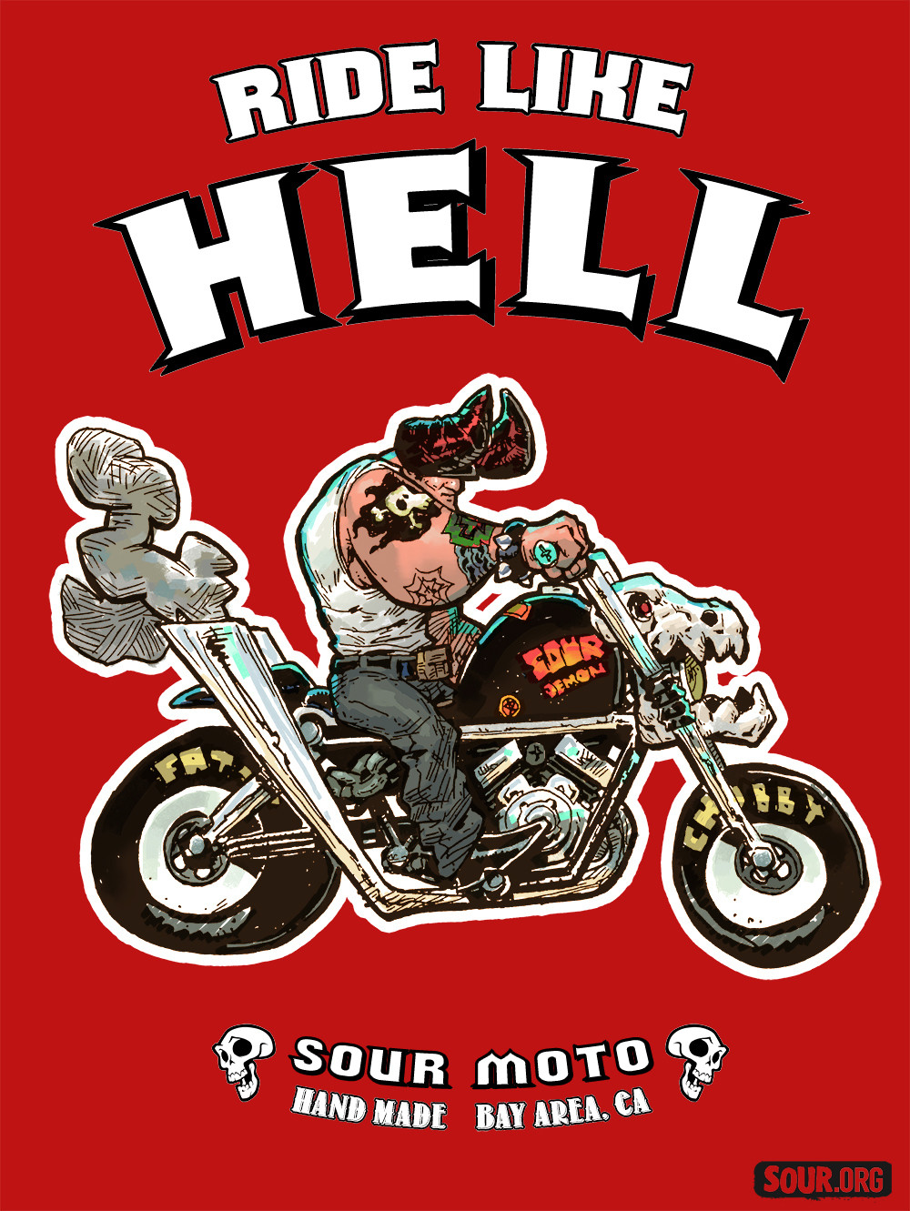 Josh godin josh godin acid demons ride like hell