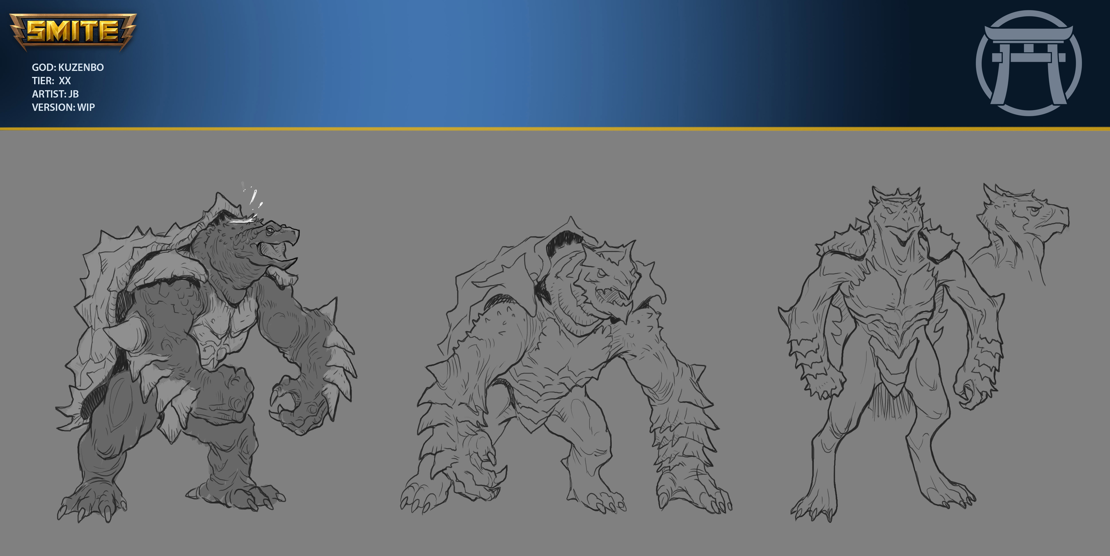 Kuzenbo sketches