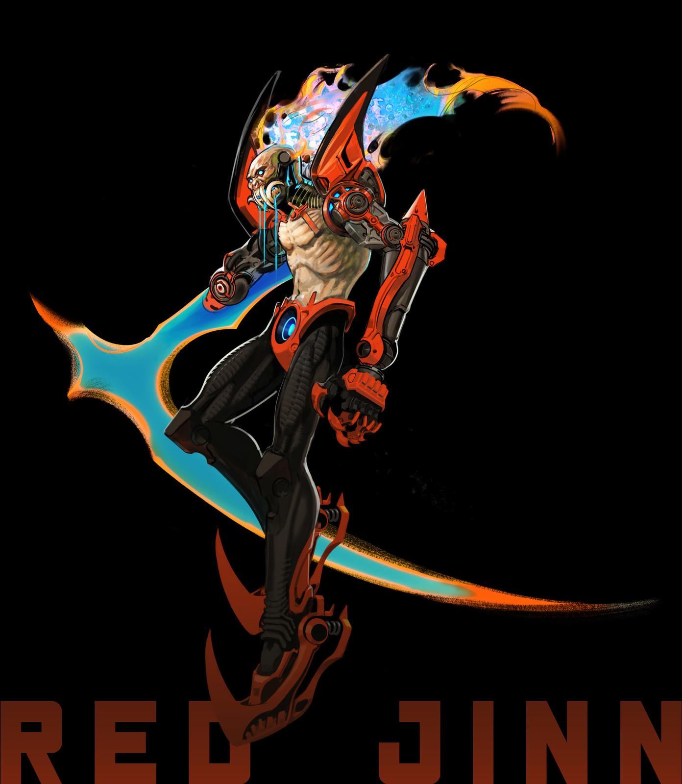 Red Jinn
