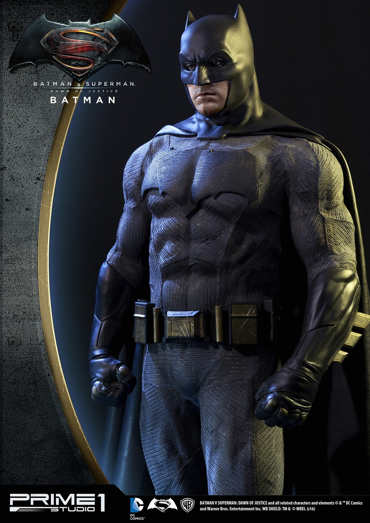 Alvaro ribeiro prime 1 bvs batman statue 001