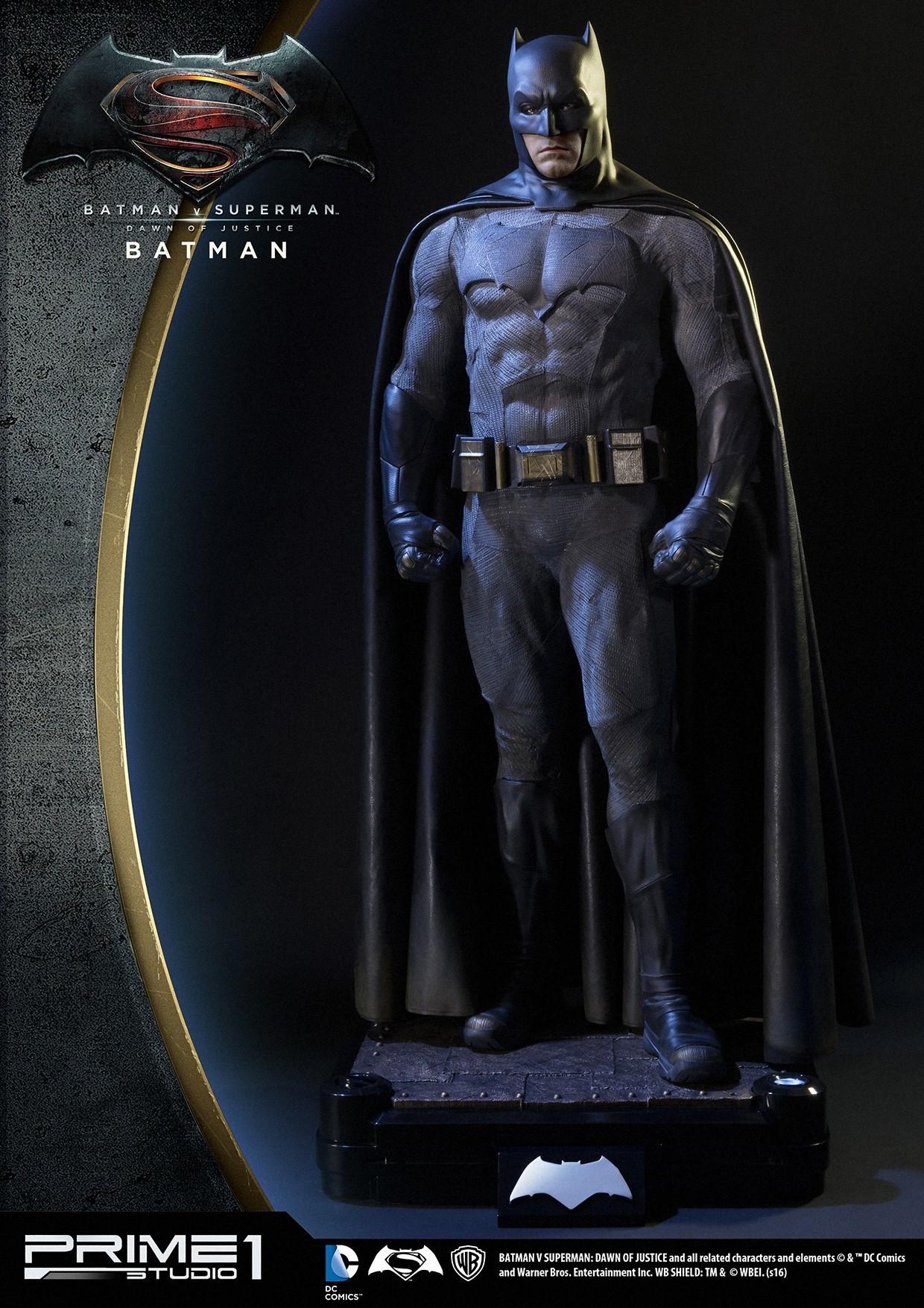 Alvaro ribeiro prime 1 bvs batman statue 006