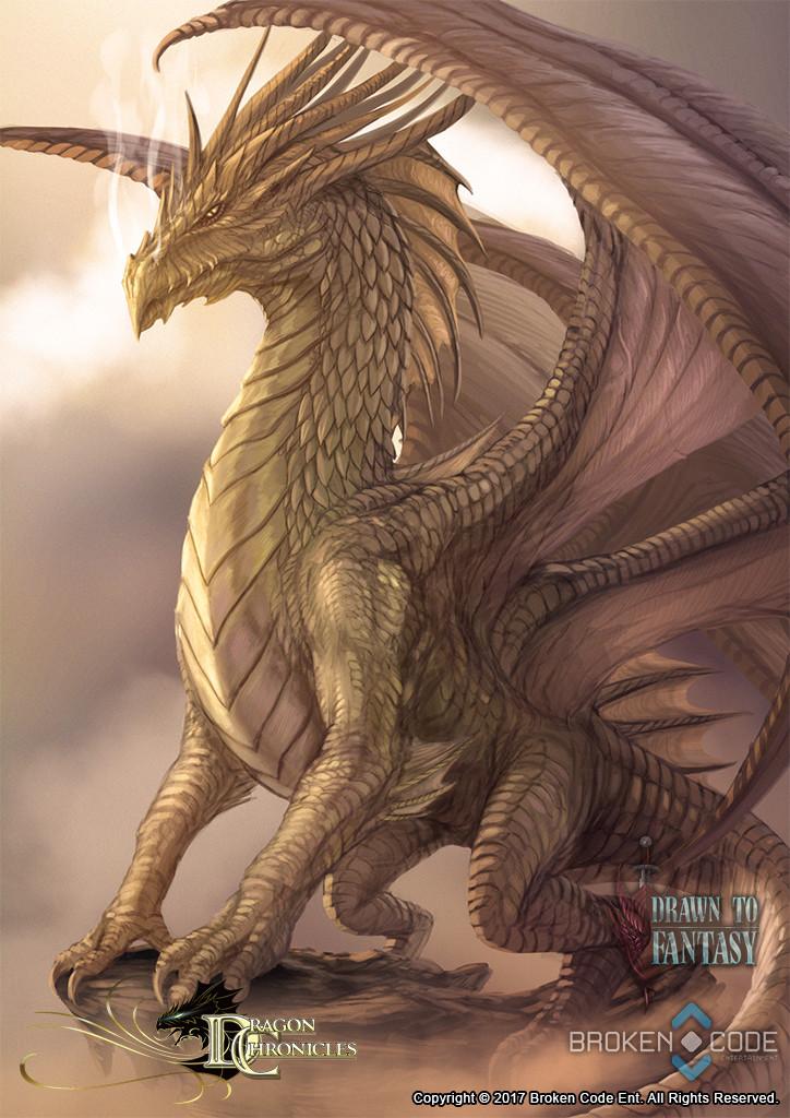 Divine Dragon - Dragon Chronicles
