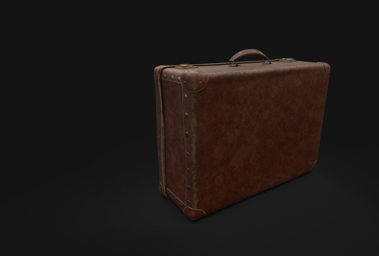 Newt Scamander Fantastic Beast Suitcase
