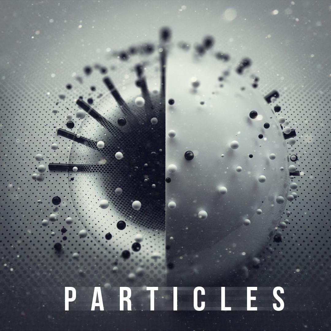 Ravissen carpenen particles