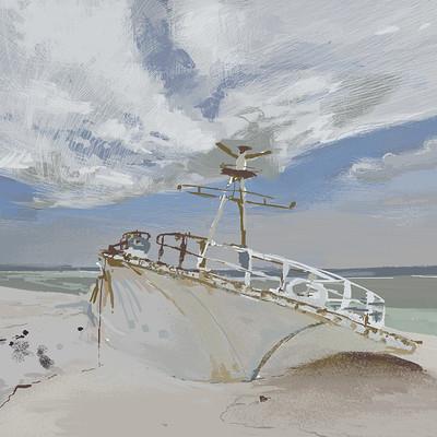 Eireni moutoussi plein air boat