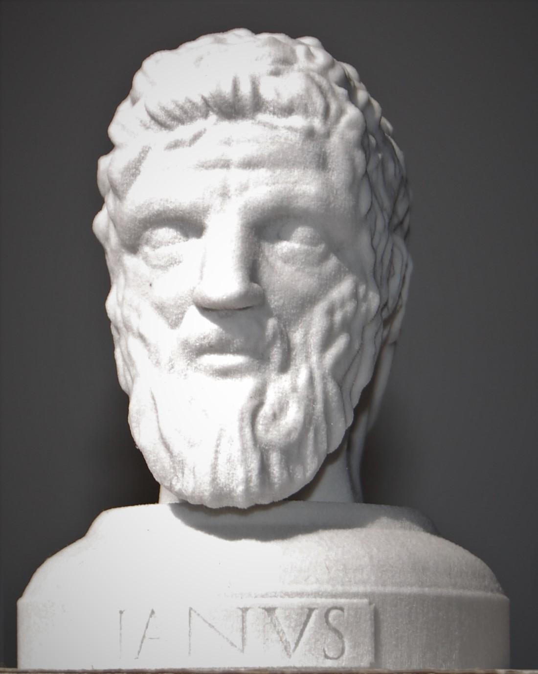 Janus the old (3d printed)