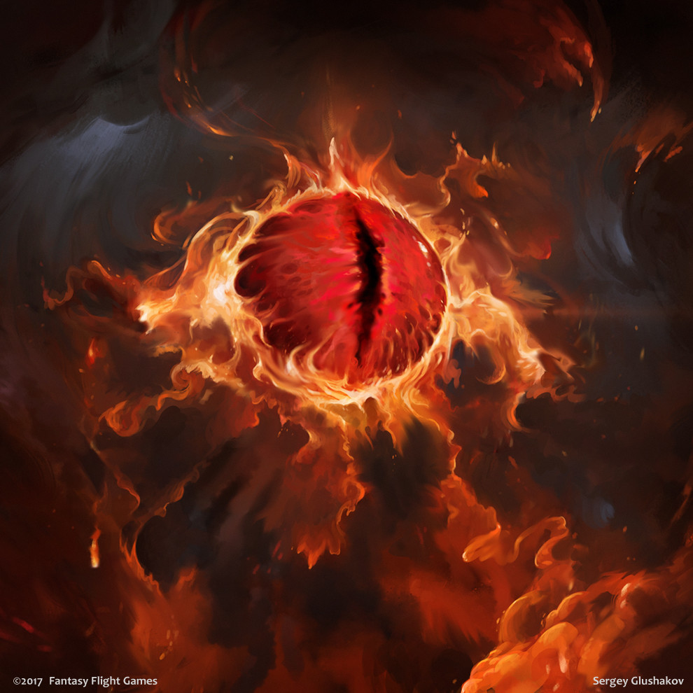 Lord Of The Rings Magic Orb