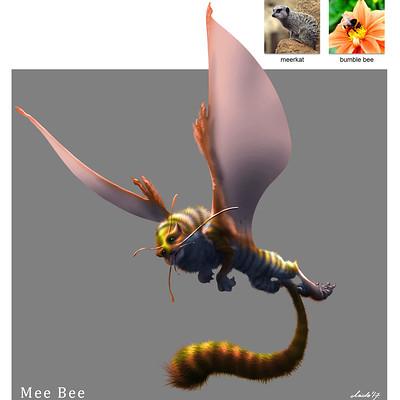 Midhat kapetanovic random creature mashup 034 mee bee
