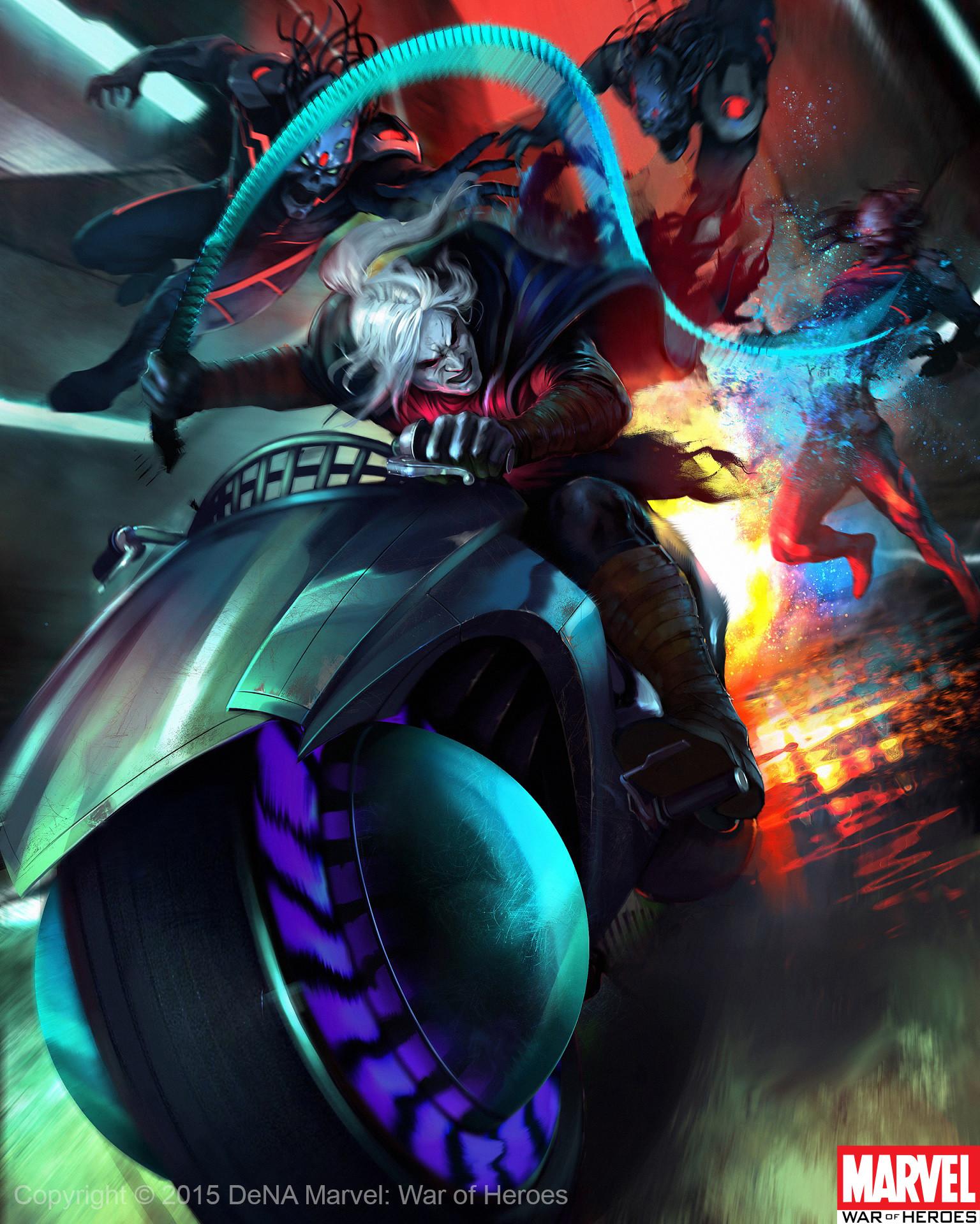 Denys tsiperko wraith evo 2