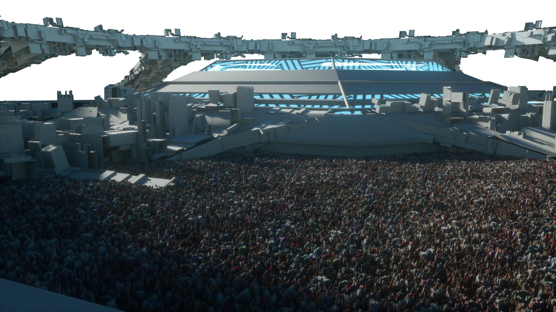 Leon tukker crowd render4