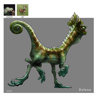 Midhat kapetanovic random creature mashup 036 deleon