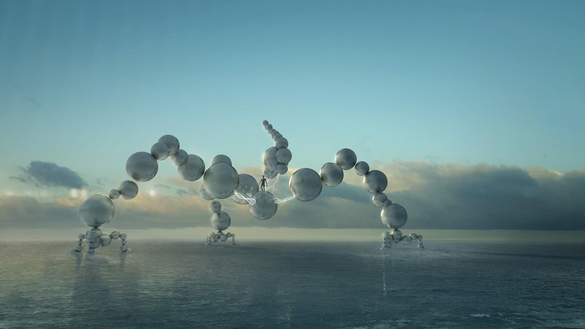 Wai kin lam av spheresrobot