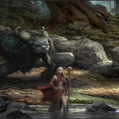 Josh godin josh godin forest shaman