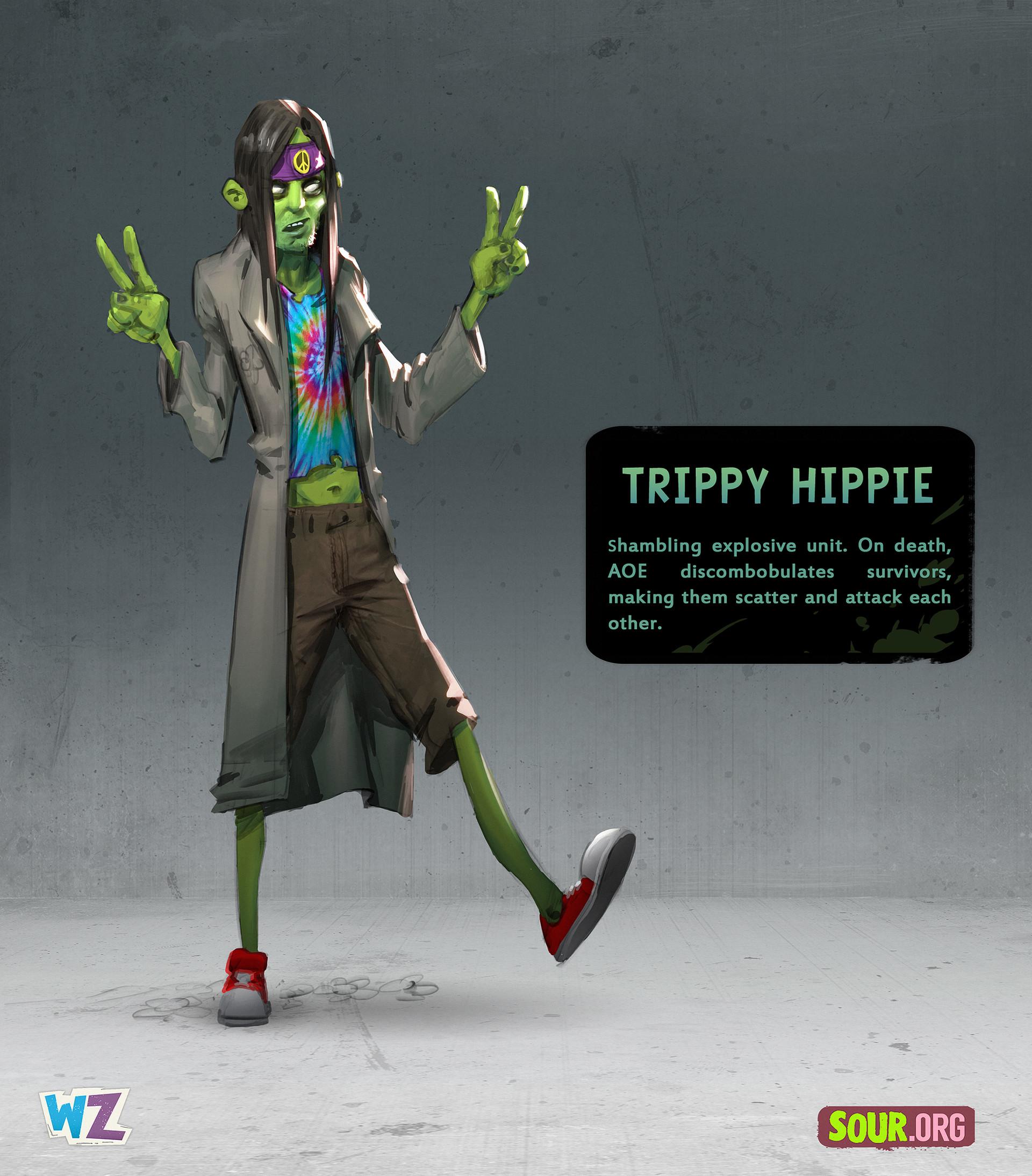 Trippy Hippie brruuuhh