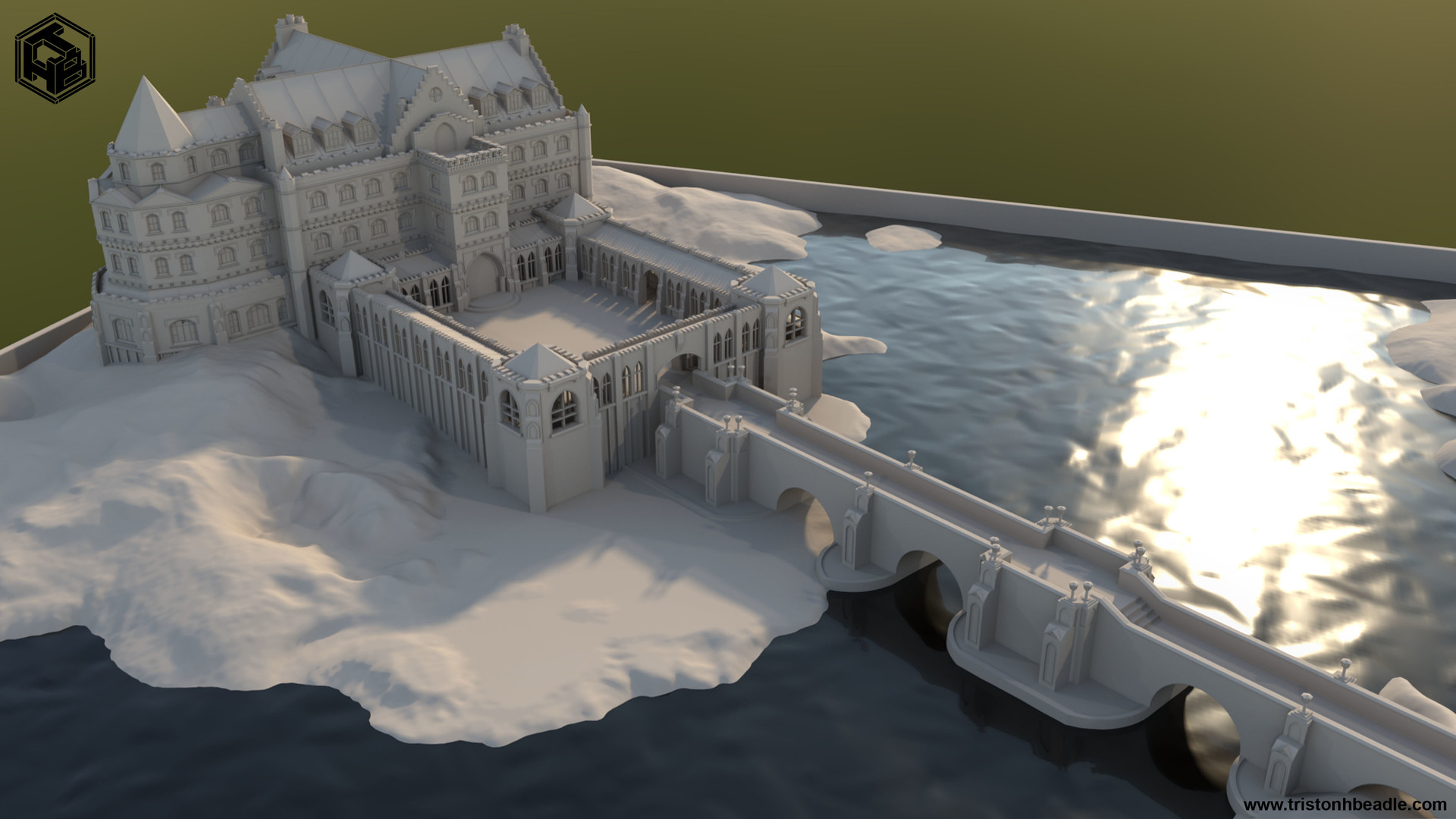 Triston beadle castle 01