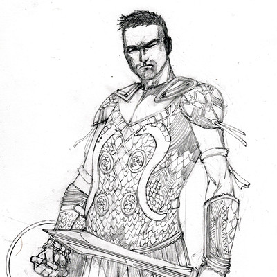 James beihl gladiator