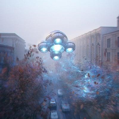 Wai kin lam av spaceship
