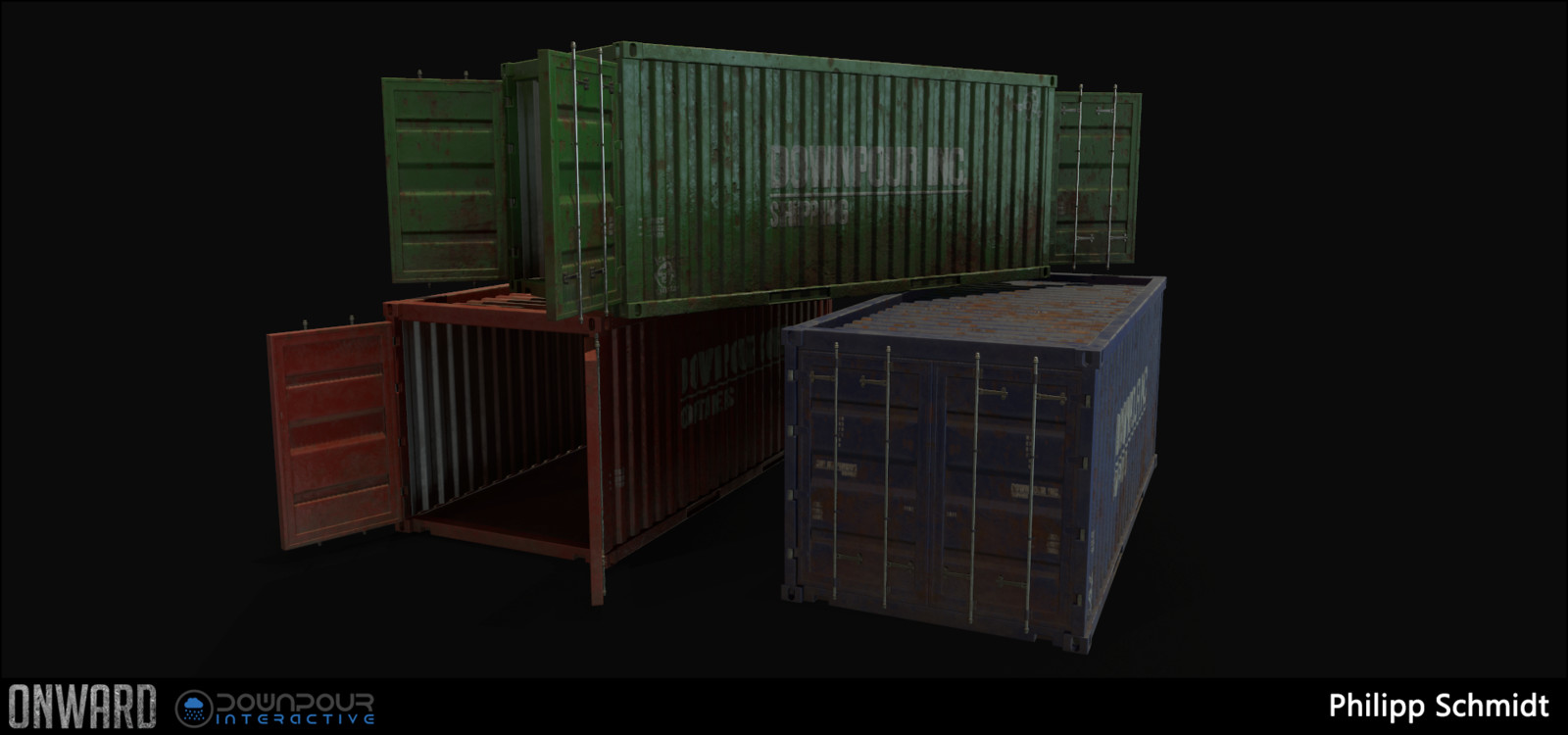 ONWARD Containers