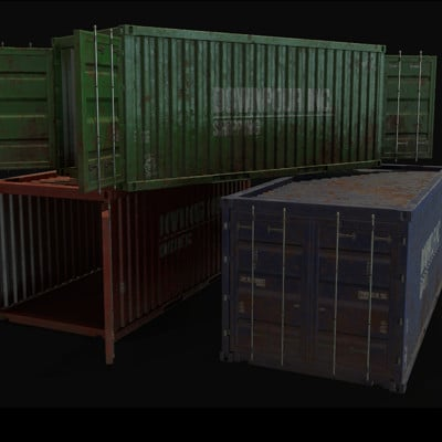 Philipp schmidt container