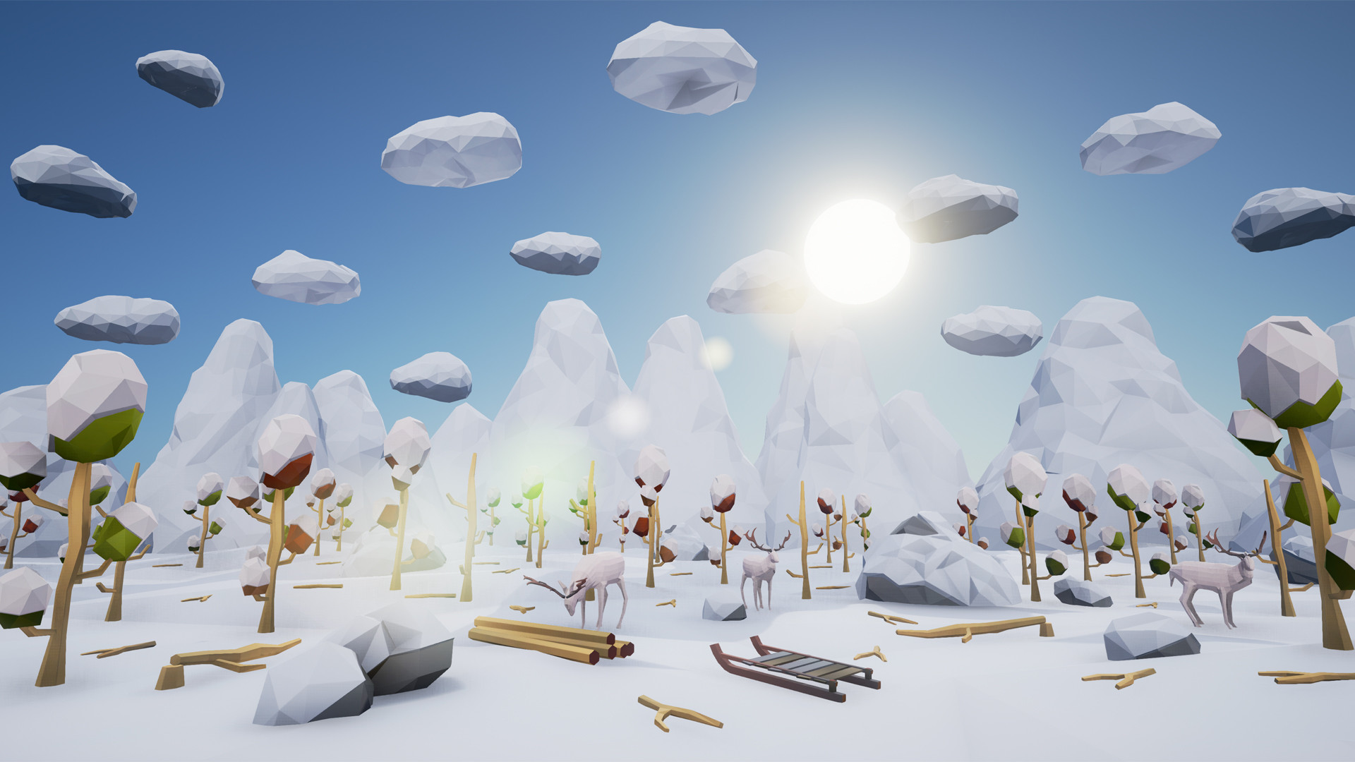 Unreal Engine 4 Screenshot_1