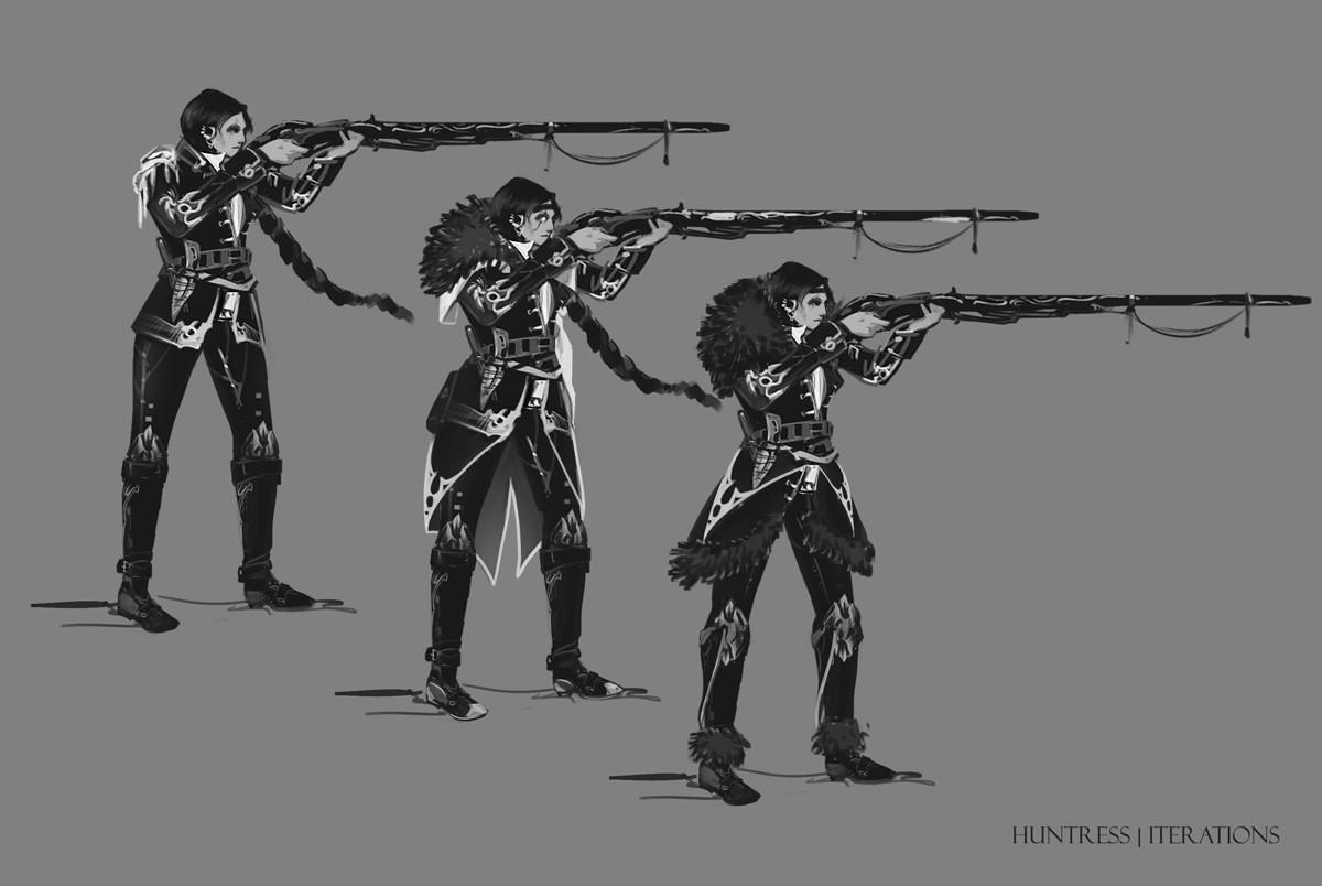 Vlada monakhova huntress iterations