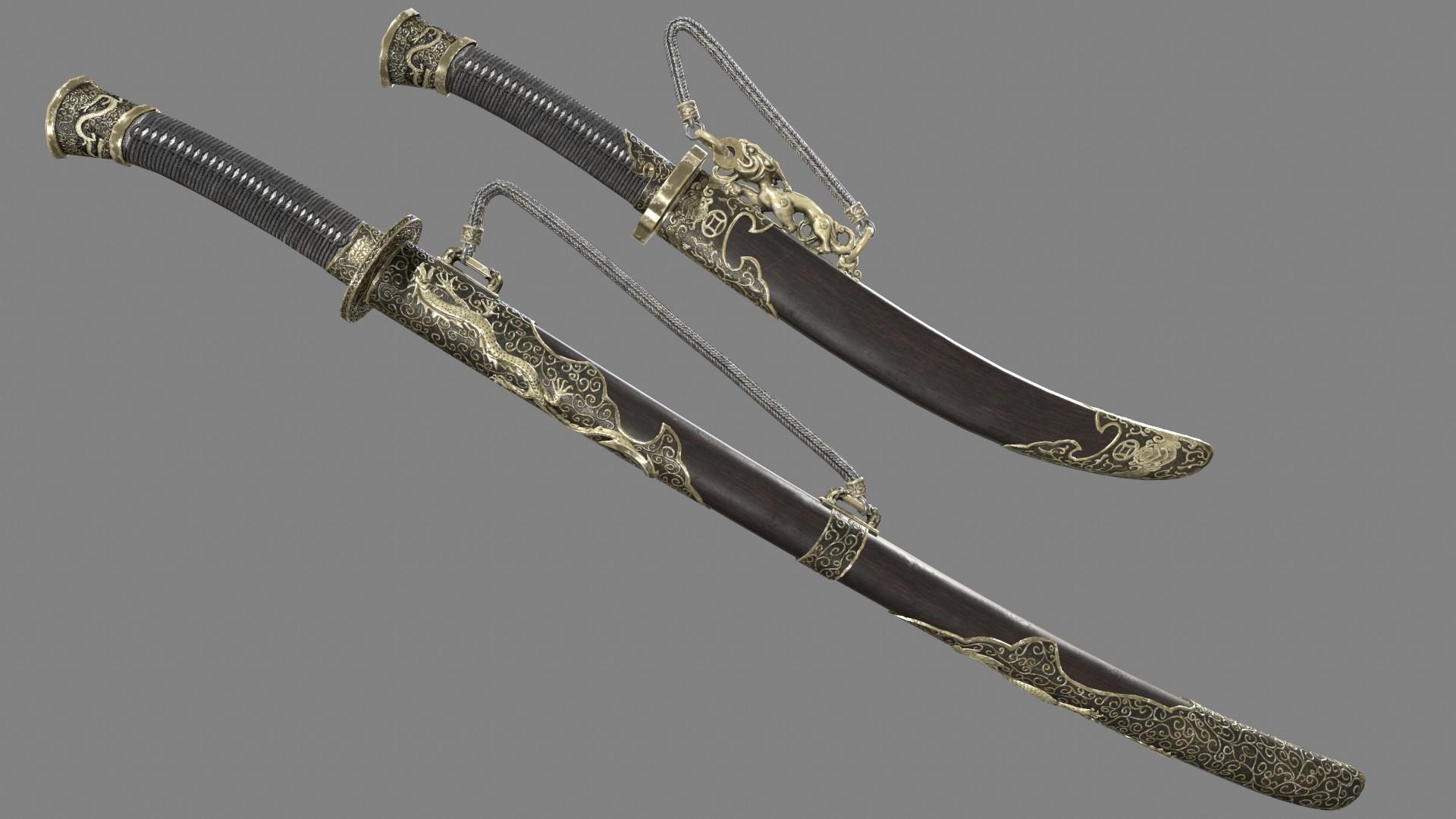необычному монгольский меч картинки просчитывать
