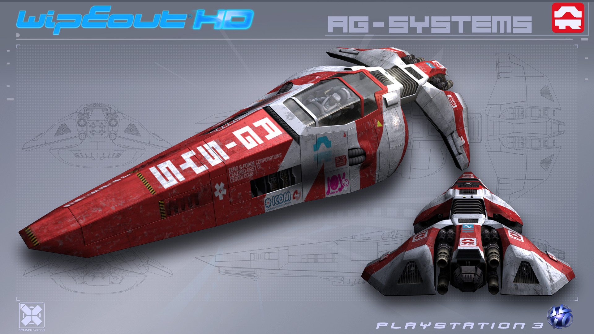 Dean ashley hr wipeout hd agsystems