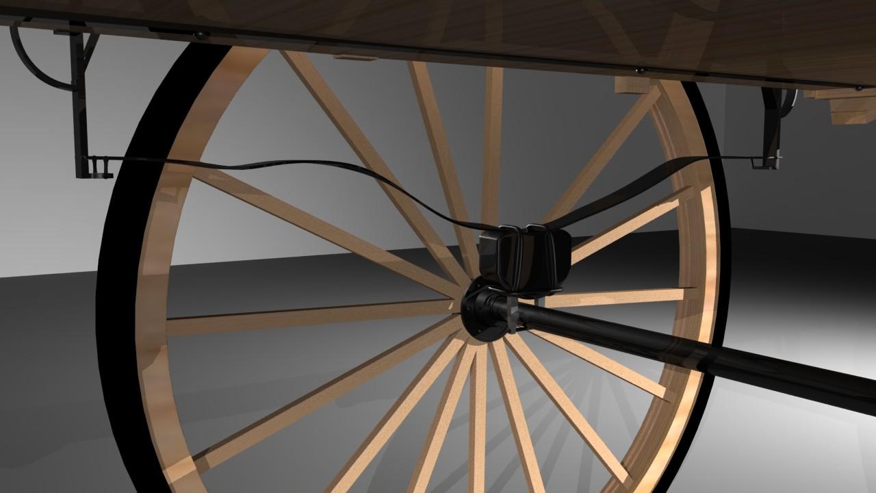V jsvira s wheel detail