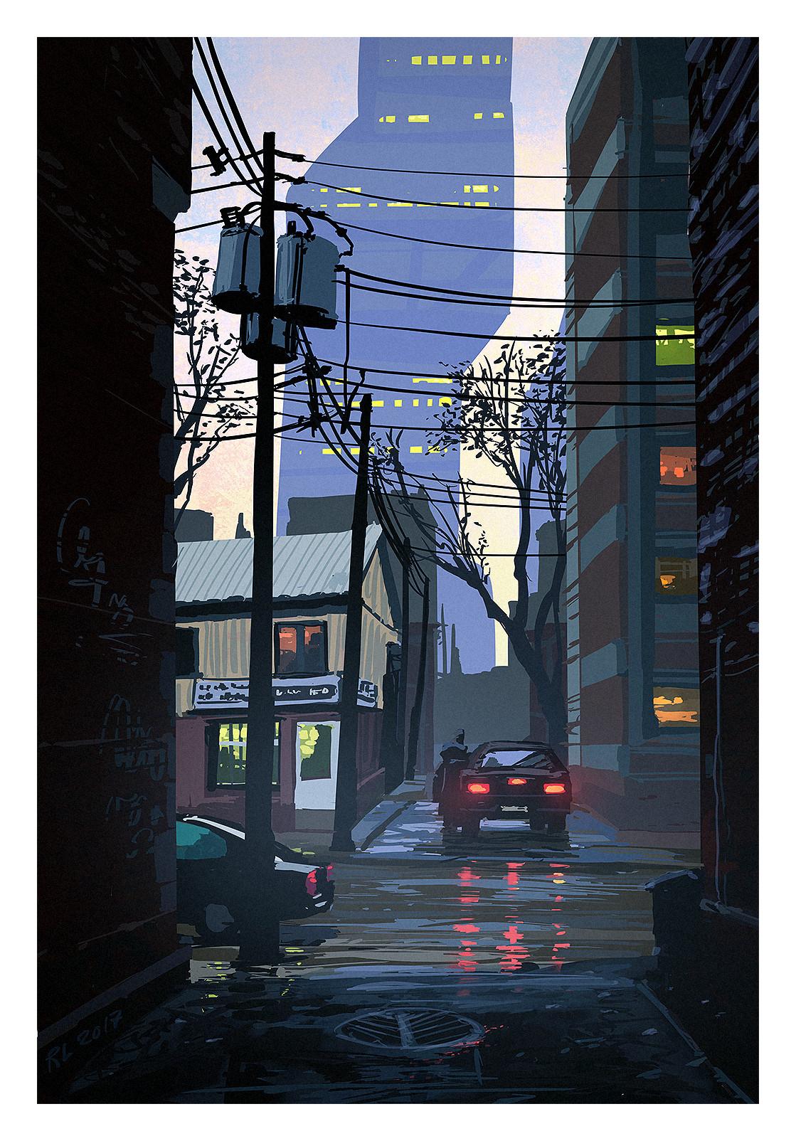 Raphael lacoste mtl street