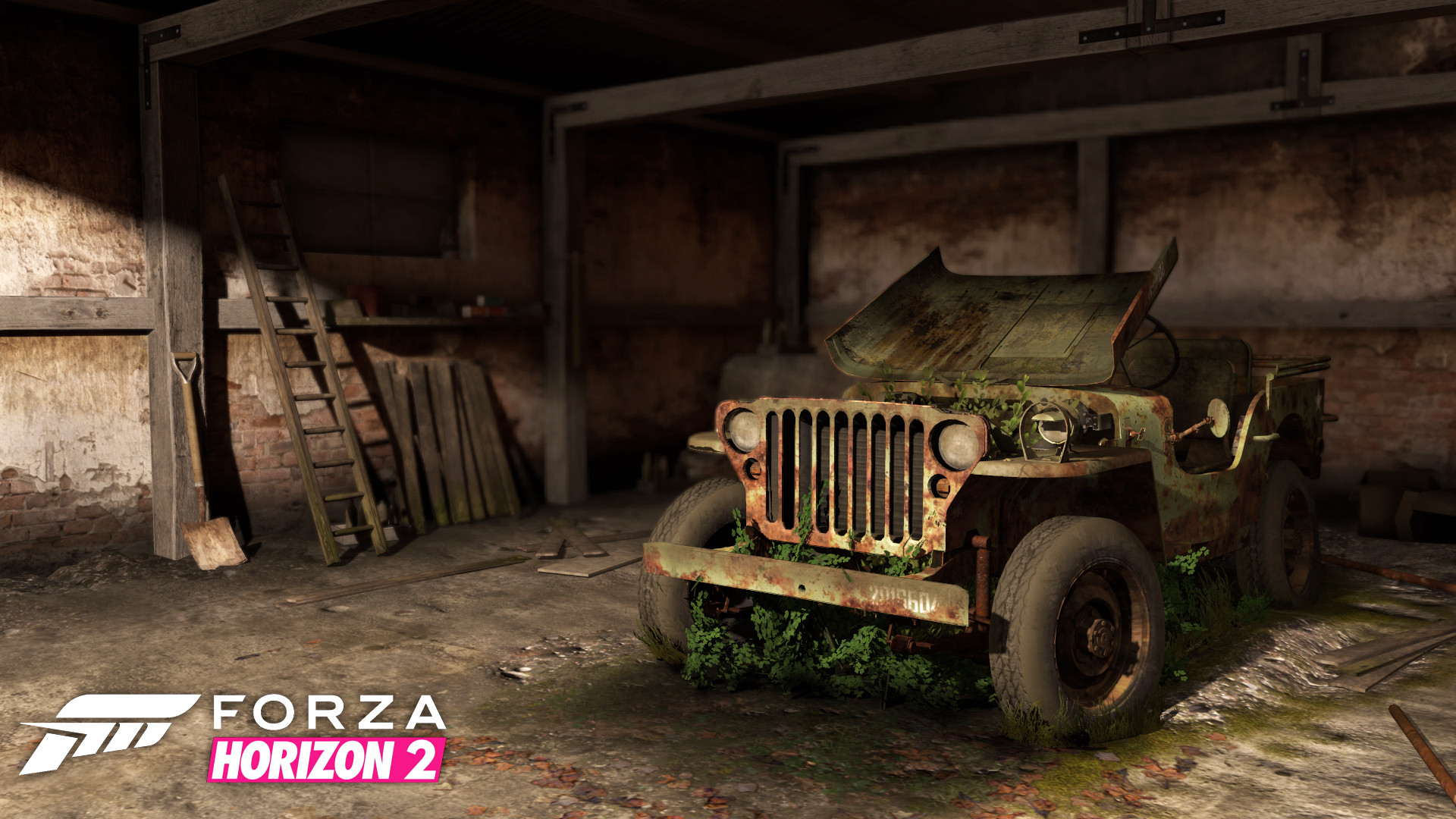 Dean ashley forza willys jeep 1945 cam 1