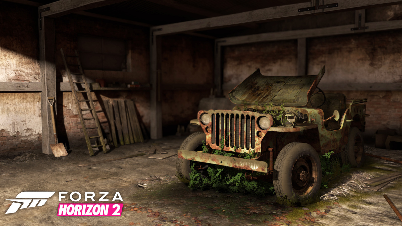 Willys Jeep 1945