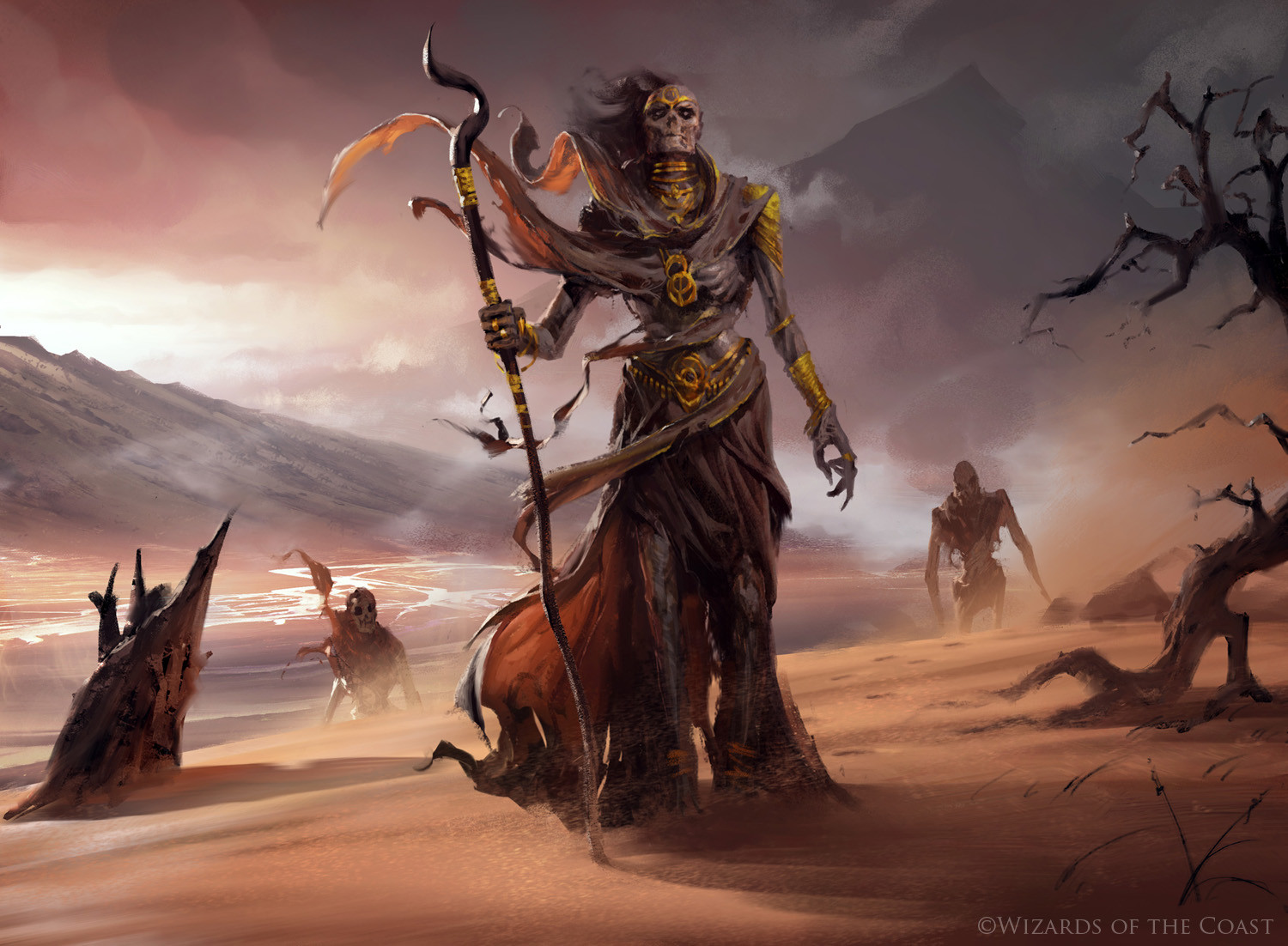 Lord of the Accursed - Amonkhet Wizards of the Coast